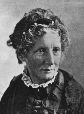 Harriet Beecher Stowe - Hulton Archive Getty Images