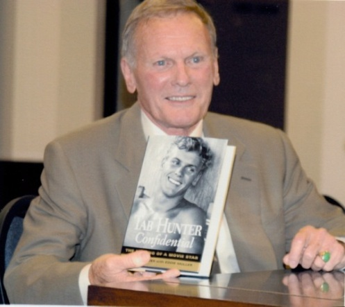 Tab Hunter-2005 Book Signing