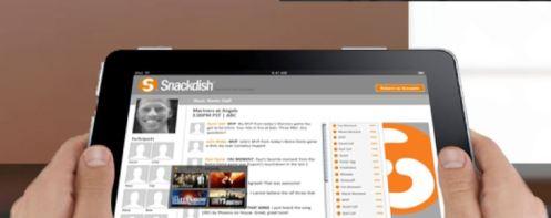 Snackdish-2ndScreen