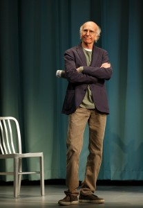 Larry David as Norman Drexel