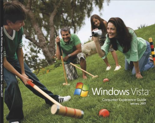 Windows Vista Consumer Experience Guide